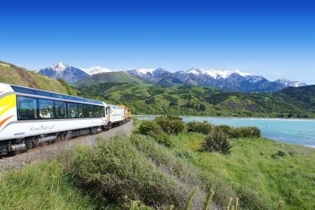 Scenic Rail Fixed Pass - Low Season