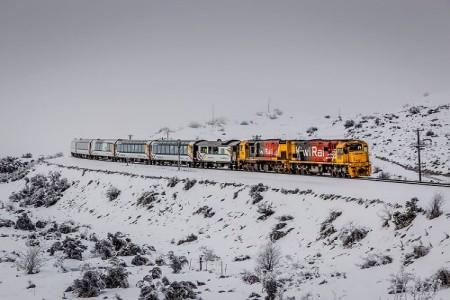 Scenic Rail Fixed Pass - High Season