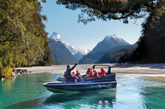 Dart River Wilderness Safari PM Tour - Queenstown Return