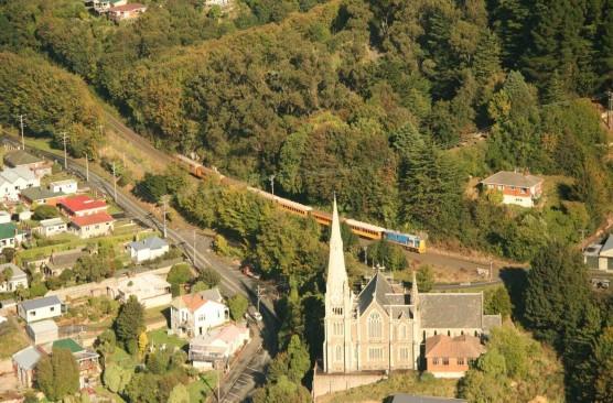 Pukerangi to Dunedin One Way Journey