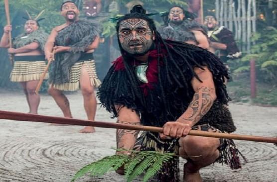 Tamaki Maori Village Cultural Experience & Hangi Dinner
