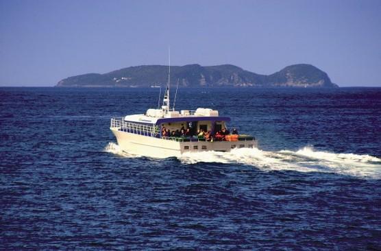 Stewart Island Ferry & Coach - Stewart Island to Invercargill