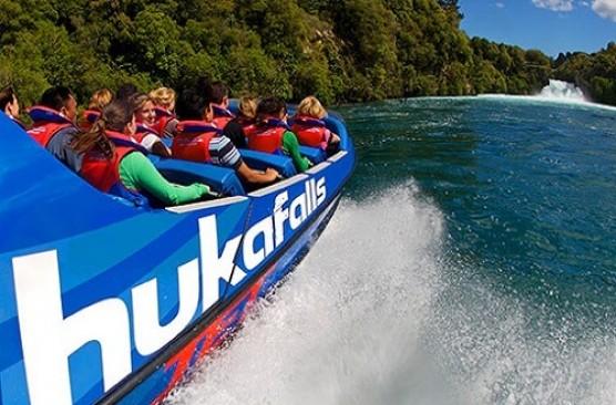 Hukafalls Jetboat PM Tour