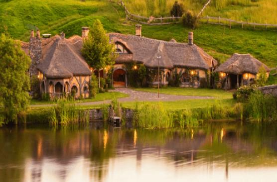 Hobbiton Movie Set AM Tour - Rotorua Return