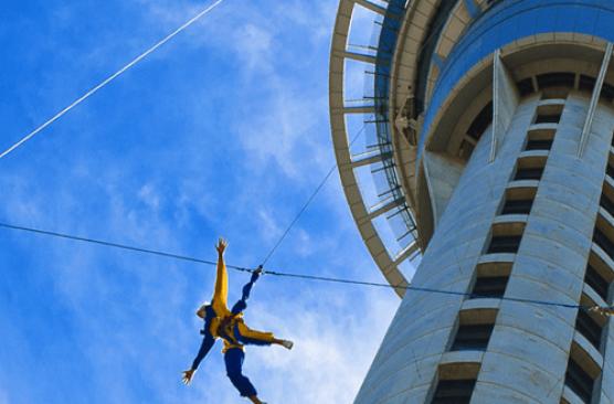 Auckland City Sights & Sky Tower