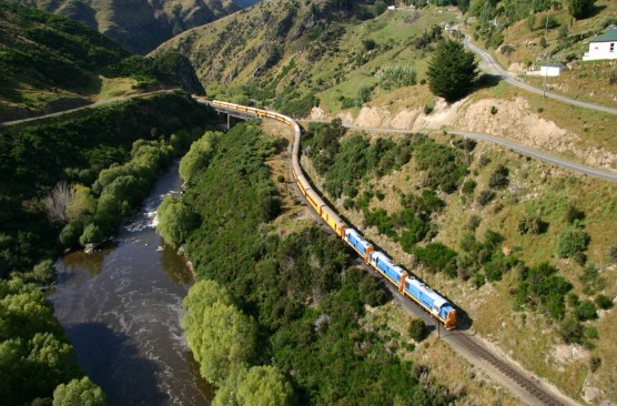 Middlemarch to Dunedin One Way Journey