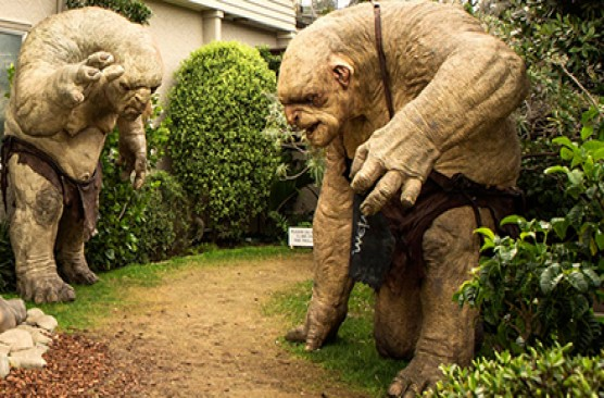 Weta Workshop There and Back Again 10.30am Tour