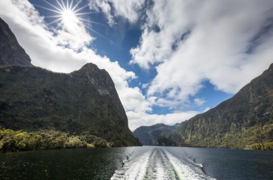 Doubtful Sounds Wilderness Cruise